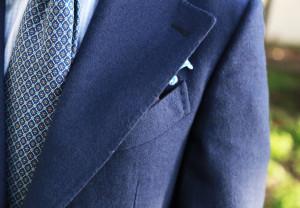 Sartoria Sodano, bespoke jacket #2.