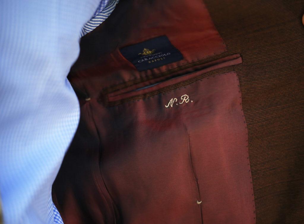 Safari Jacket, Sartoria Caracciolo 7